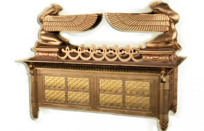 El Arca de la Alianza.