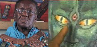 Las revelaciones del chaman Credo Mutwa acerca de las tradiciones de antiguas etnias africanas hablan de extraterrestres reptilianos conocidos como los Chitauri.