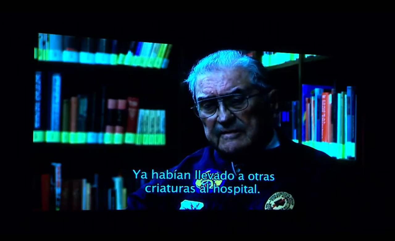 Testigo describe el traslado de los cuerpos al hospital... posiblemente los cuerpos extraterrestres.
