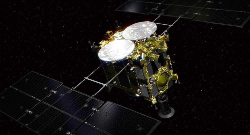 Japón crea un centro para estudiar materia extraterrestre.