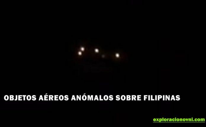 El avistamiento aéreo anómalo se produjo en Pampanga, una provincia de Filipinas, localizada en Luzón Central.