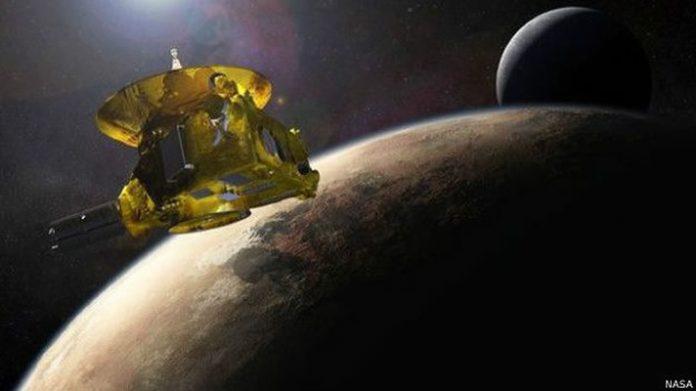 Dentro de pocas horas la sonda espacial New Horizons sobrevolará por primera vez el planeta enano Plutón.