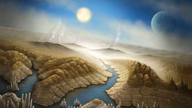 Kepler-452b parece estar atravesando su fase invernadero.