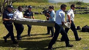 Aún es muy temprano afirmar que el resto es del vuelo MH370.