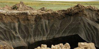 Nueva hipótesis pretende explicar el origen del misterioso cráter de Siberia.