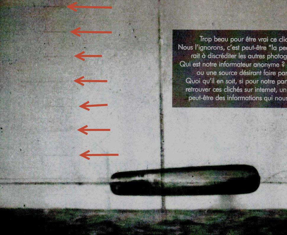 Se puede ver claramente los indicadores del periscopio y 'de la mira' en las fotografías.