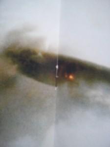 Imagen 6. Objeto desconocido fotografiado en el Ártico por el Submarino USS Trepang (SSN-674)