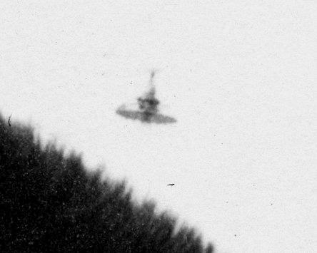 La fotografía OVNI de Jack LeMonde - Imagen 2.