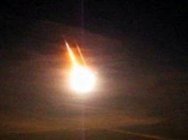 Confirmadas las noticias sobre el impacto de varios fragmentos de meteorito en varias localidades de Irán.