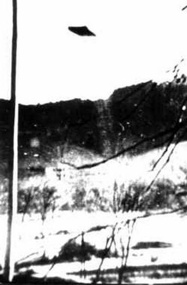 Fotografía registrada en polonia el 22 de diciembre de 1958.