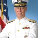 Dean Reynolds Sackett, almirante del submarino Trepang (SSN-674).