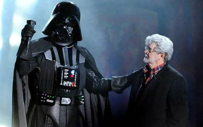 """George Lucas: """"Los viajes espaciales son nuestra unica oportunidad de sobrevivir"""""""