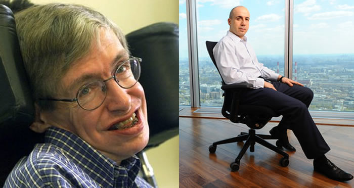 Stephen Hawking y Yuri Milner impulsan iniciativa para busqueda de vida extraterrestre a gran escala.