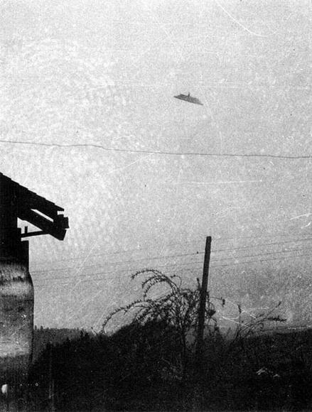 Segunda fotografía tomada por Paul A. Trent el día 11 de mayo de 1950.