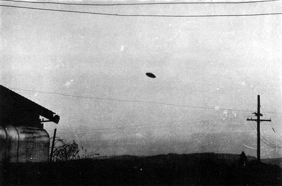 Primera fotografía tomada por Paul A. Trent el día 11 de mayo de 1950.