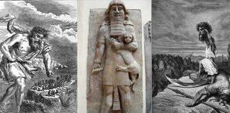 Evidencias en diversas épocas y lugares indicarían la presencia de gigantes en el pasado.