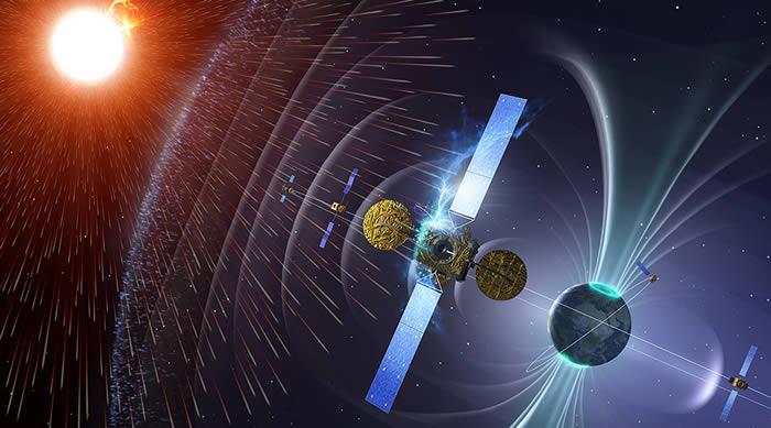 La radiación espacial puede no ser un problema, si CERN logra crear un escudo superconductor.
