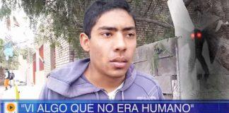 Carlos Sánchez, bombero del lugar y testigo, relató todo lo sucedido la noche anterior y dio testimonio de lo acontecido.