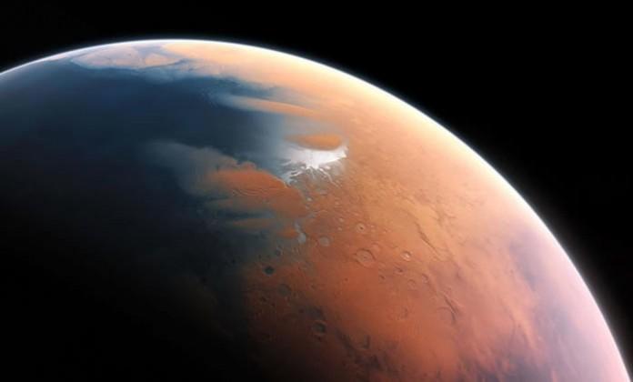 Gran descubrimiento en Marte.