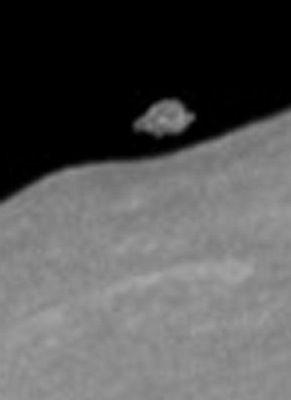 Zoom. Crédito: NASA