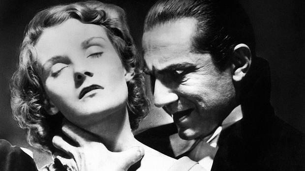 Drácula (película de Tod Browning), 1931.
