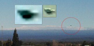 Investigador concluyó que objeto fotografiado en 2014 en Santiago del Estero es un OVNI.