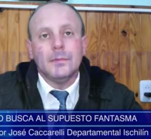 Mayor José Ceccarelli