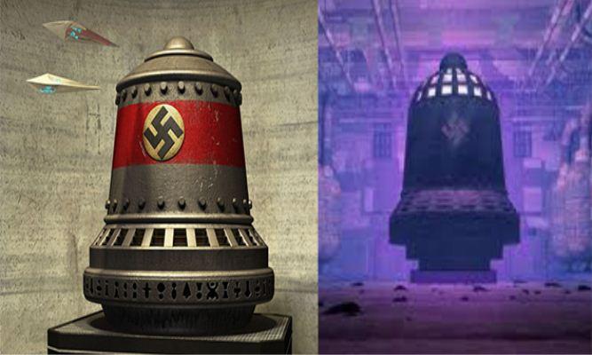 """""""Die Glocke"""" o """"Campana Nazi"""""""