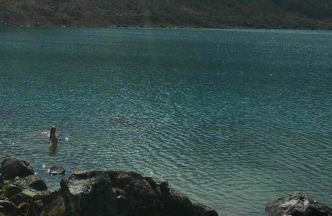 ¿Una sirena fotografiada en Perú? Crédito: Diario Correo