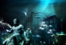 Representación de la Atlántida