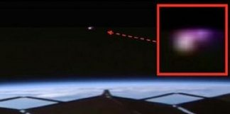 Anomalía luminosa captada desde la Estación Espacial Internacional causa revuelo en Youtube.