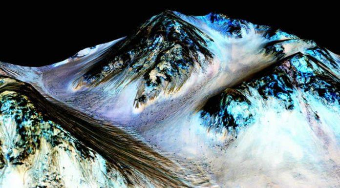 La NASA confirma: hay agua en Marte