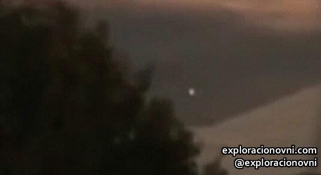 Posible OVNI en Queensland, Australia.