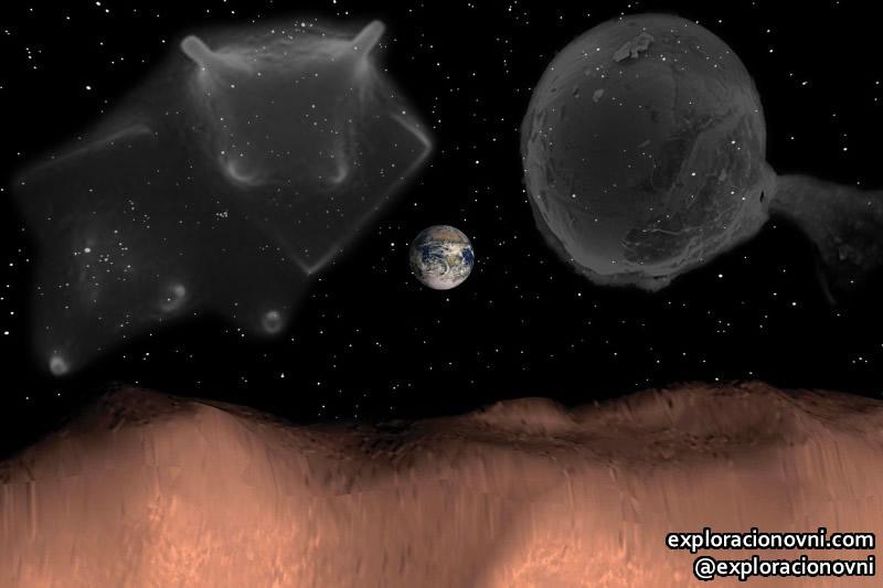 ...y si todos venimos del espacio exterior?