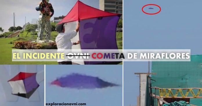 OVNI de Miraflores: Fuerza Aérea de Perú confirma conclusión