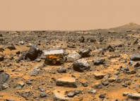 Científicos descubren indicios de niebla ácida en Marte