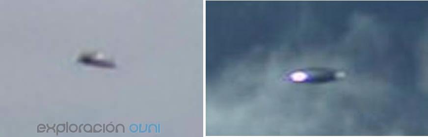 Comparación entre el OVNI de Bellocq y el OVNI de Montana.