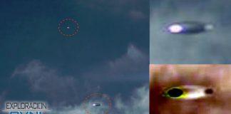 """""""Cazador de ovnis"""" afirma haber fotografiado un OVNI real en Montana"""
