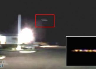 Dos astro-fotógrafos con 30 años de experiencia, se encuentran totalmente sorprendidos con el OVNI que pudieron grabar.