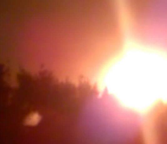 Residentes de localidad de Irlanda atemorizados por gigante bola de fuego y extraños sonidos