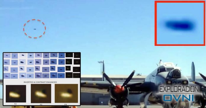 Vídeo capta el paso de un «OVNI» en Cape Town, Sudáfrica