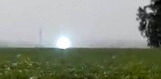 ¿OVNI o rayo globular? Expertos desconcertados sobre la misteriosa esfera luminosa vista en Siberia