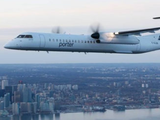 Pilotos canadienses aseguran que evitaron la colisión con un «OVNI»