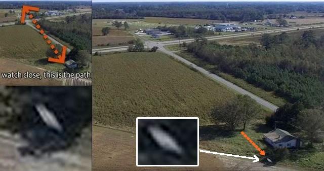 Reportan a MUFON avistamiento de OVNI que viaja 1.9 Km en 0.33 segundos