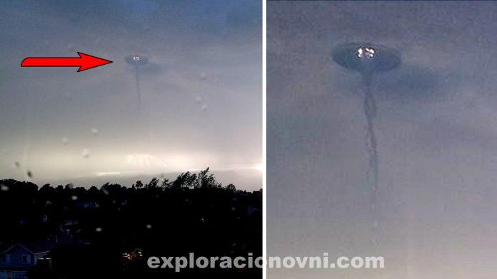 Caso analizado: ¿Una anomalía OVNI en cielo de Colorado, EE.UU?