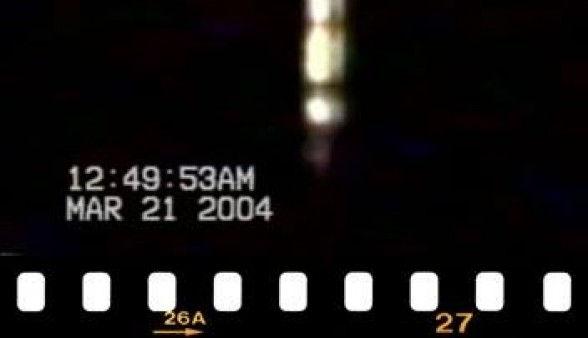 Una de las imágenes captadas, en el año 2004.