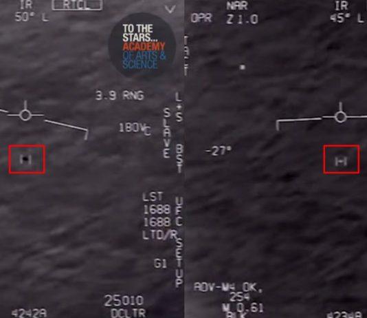 Pentágono liberta nuevo vídeo OVNI grabado por pilotos de EE.UU.