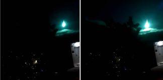 Meteoro explota en el cielo de Rio Grande do Norte, Brasil