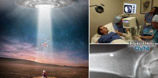 Nanotecnología extraterrestre utilizada para controlar humanos