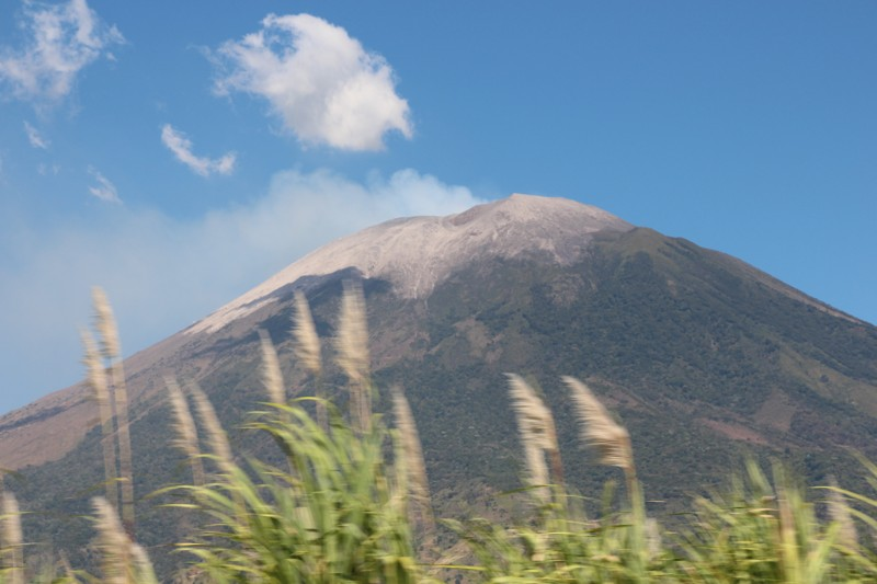 Volcán Chaparrastique